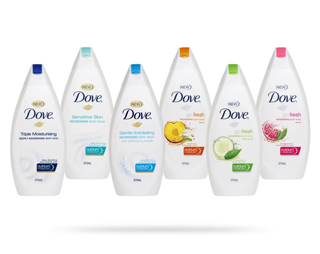 Dove-Body-Wash