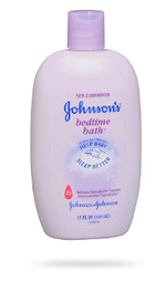 Johnson Baby Bedtime Bath