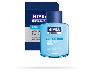 Nivea-aftershave