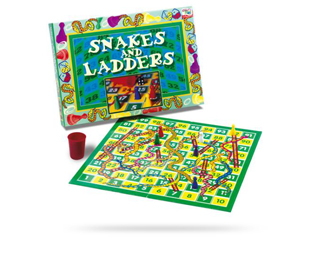 Snakes-and-Ladder