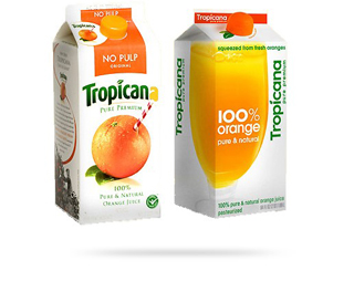 Tropicana-Juices
