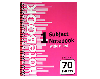 1-Subject-Notebook-70-Sheets