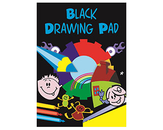 A4-Black-Drawing-Pad