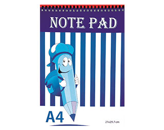A4-Reporter-Notepad-Wiro