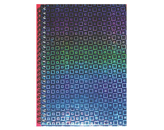A5-Holographic-Notebook
