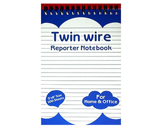 Shorthand-Notepad-Twinwiro-100-Sheets